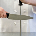 How to Sharpen a Knife with a Steel