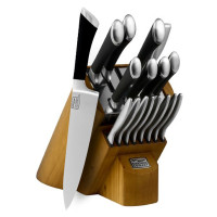 Chicago Cutlery Fusion Knife Set 18 Piece
