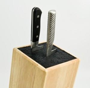 kapoosh knife block