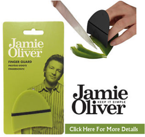 Jamie Oliver Finger Guard