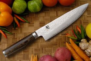 Shun classic kitchen knives